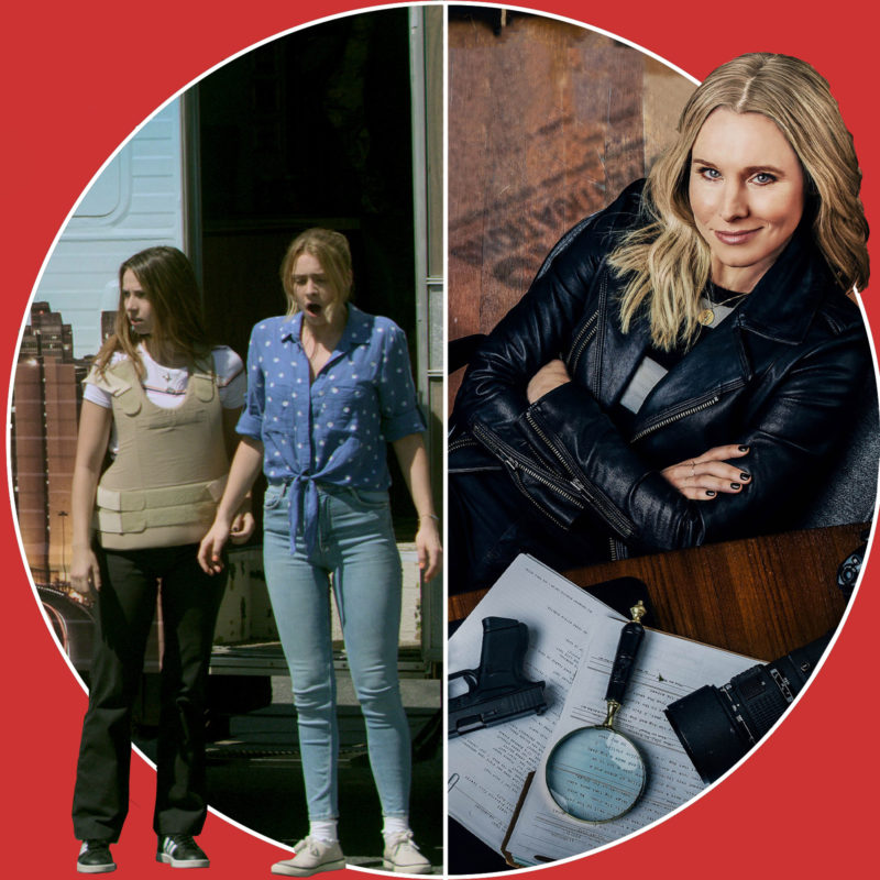 Veronica Mars (c) Joyn / Teenage Bounty Hunters (c) Netflix