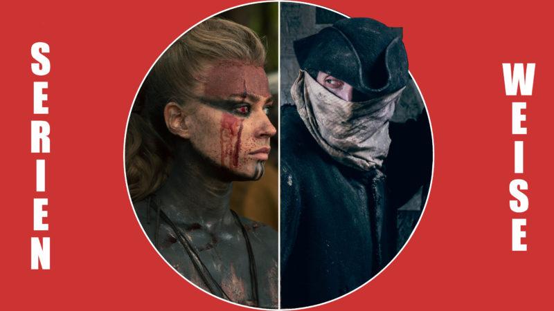 Barbaren und La Révolution (c) Netflix