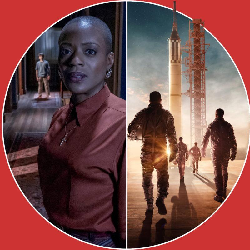 Spuk in Bly Manor (c) Netflix / Helden der Nation (c) Disney