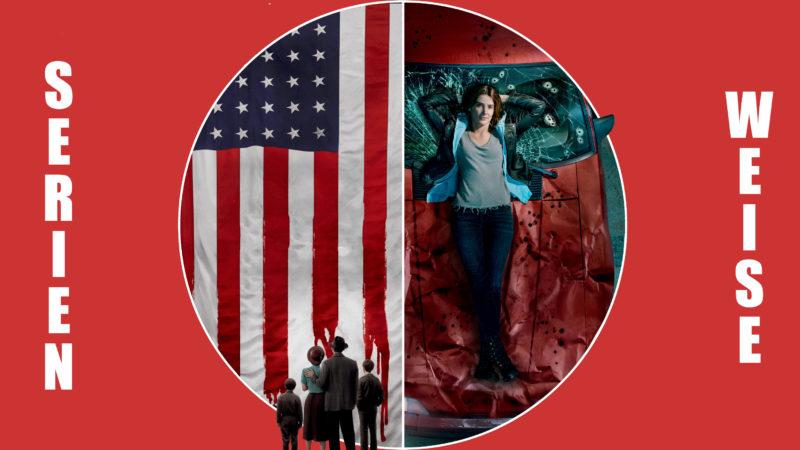 The Plot Against America (c) HBO / Stumptown (c) Sky Deutschland